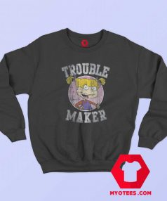Rugrats Angelica Trouble Maker Vintage Sweatshirt