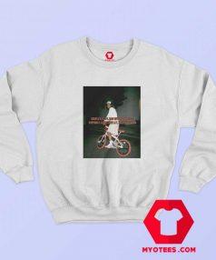 Asap Rocky Im AG Valkyre Bicycle Unisex Sweatshirt