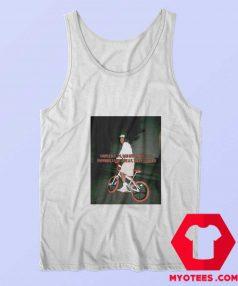 Asap Rocky Im AG Valkyre Bicycle Unisex Tank Top