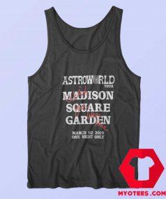 Astroworld Madison Square Garden Unisex Tank Top