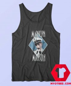 Brian Hugh Warner Marilyn Manson Unisex Tank Top