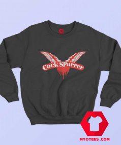 Cock Sparrer Classic Wings Logo Vintage Sweatshirt