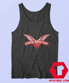 Cock Sparrer Classic Wings Logo Vintage Tank Top