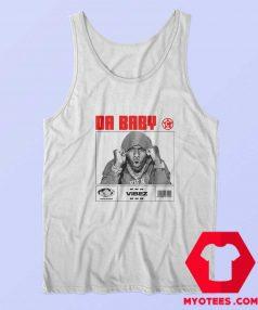 Da Baby Vibez Worldwide Rap Unisex Tank Top