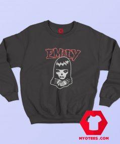 Emily The Strange Misfits Parody Unisex Sweatshirt