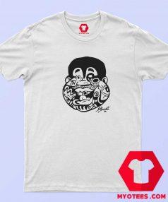 Fan Albert Halloween Doodle Unisex T shirt
