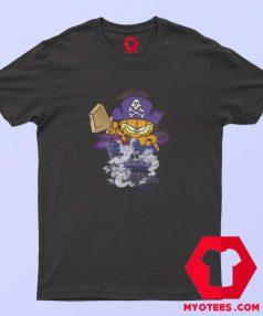 Garfields Halloween Adventure Spooky T shirt