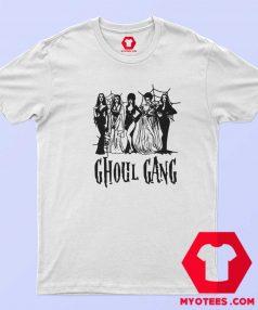 Ghoul Gang Vampires Halloween Movie T shirt