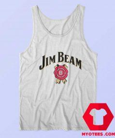 Jim Beam Wiski Bourbon Amerika Unisex Tank Top
