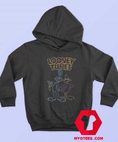 Looney Tunes Bugs Bunny Marvin and Taz Hoodie