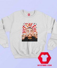 Mac Miller Best Day Ever Graphic Unisex Sweatshirt