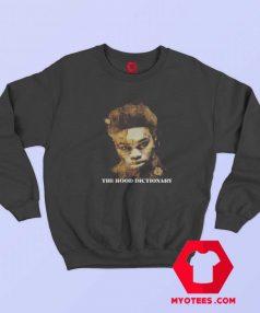 No Cap The Hood Dictionary Unisex Sweatshirt