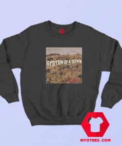 Official System of A Down Toxicity Unisex Sweatshirt