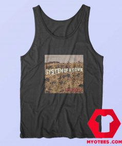 Official System of A Down Toxicity Unisex Tank Top