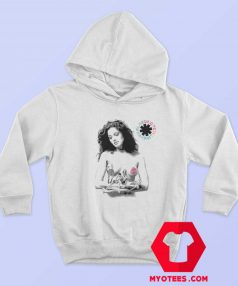 Red Hot Chili Peppers Mothers Milk Tour Band Hoodie