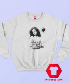 Red Hot Chili Peppers Mothers Milk Tour Band Sweatshirt