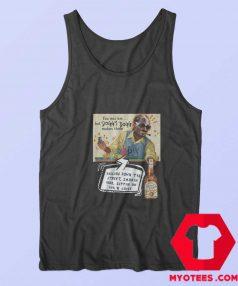 Snoop Dogg Gin And Juice Unisex Album Tank Top