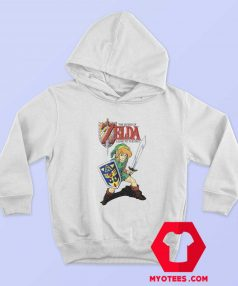 The Legend Of Zelda A Link To The Past Hoodie