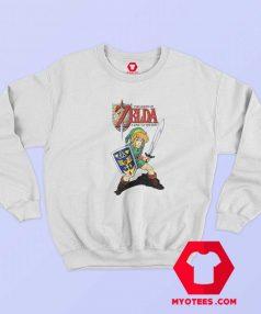 The Legend Of Zelda A Link To The Past Sweatshirt