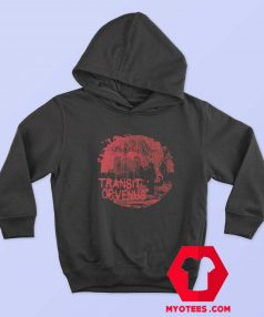 Three Days Grace Transit Of Venus Tour Hoodie