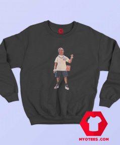 Travis Scott x McDonalds Action Figure Sweatshirt