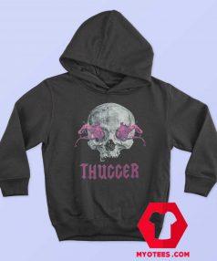 Young Thug Snake Skull Black Unisex Hoodie